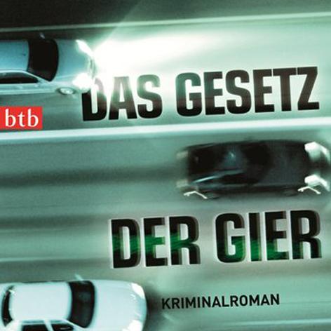 """Ab August 2014 im Buchhandel:  """"Das Gesetz der Gier"""" als Taschenbuch"""